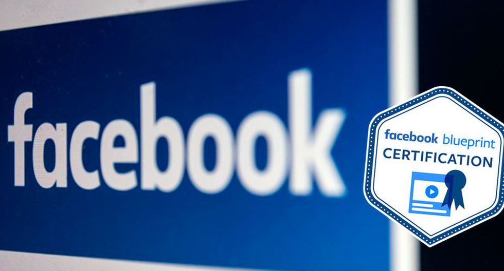 Facebook Blueprint es un programa global de formación y certificación en marketing de Facebook e Instagram. (Foto: AFP)