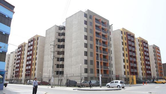 Los departamentos de menos de 100 m² son los más demandados por los peruanos.