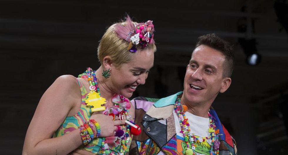 Miley Cyrus dijo que su colección es una metáfora. (Reuters)