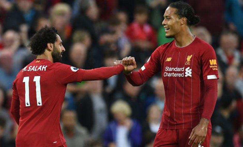 Liverpool vs. Southampton: chocan por fecha 2 de la Premier League. (Foto: AFP)