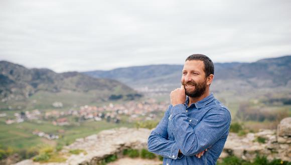 Diego Muñoz, uno de los chef que lidera la cocina de la Casa de Todos. (Foto:  Leo Ramírez)
