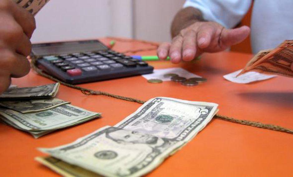 El dólar acumula una pérdida de 1.81% en lo que va del año. (Foto: GEC)