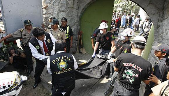 Reglamento busca evitar tragedias como la ocurrida ayer en Chosica. (USI)
