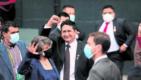 Vladimir Cerrón, dueño de Perú Libre, es uno de los investigados en el caso Los Dinámicos del Centro (GEC)