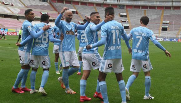 Sporting Cristal chocará mañana contra Cantolao por la Liga 1. (Foto: SC)
