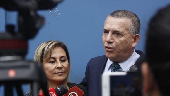 Daniel Urresti también dijo que todos los que han recibido dinero en campaña correrán la misma suerte que Ollanta Humala. (Foto: GEC)