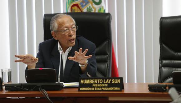 La ONPE le recordó al partido de Lay que las propias organizaciones políticas son responsables de sus finanzas. (César Fajardo)