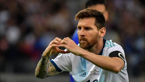 La familia de Lionel Messi llegará a Arena do Gremio para apoyar a la Albiceleste. (Foto: AFP)
