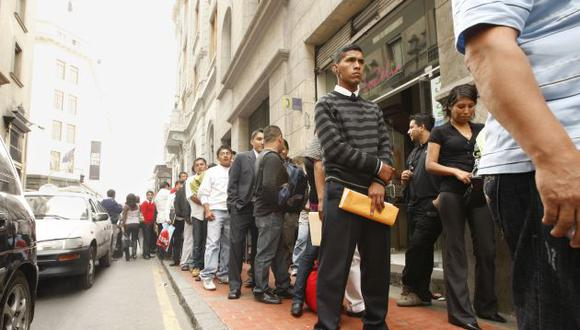 Desempleo en América Latina superaría el 7% en 2015, según CEPAL y OIT. (USI/Referencial)