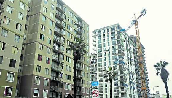 Avenidas como La Marina, Bertolotto, Venezuela, Faucett, Universitaria y Precursores continúan atrayendo a más empresas inmobiliarias. (Foto: GEC)