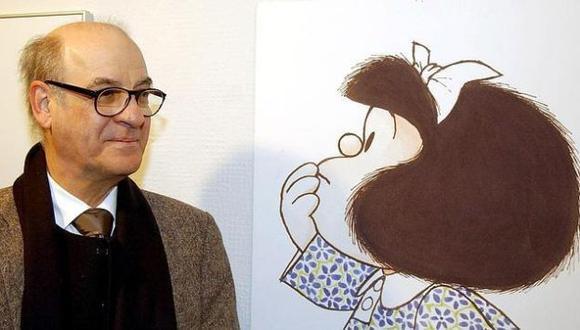 Hoy no es el aniversario de Mafalda, según Quino. (ABC)