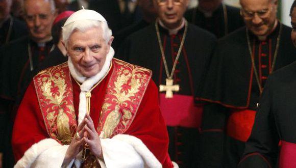 El Papa defendió el matrimonio entre hombres y mujeres. (AP)