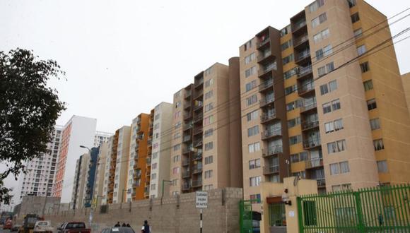 En los distritos de Lima sur y Lima este es en donde se han dado los incrementos de altura más importantes en los últimos cuatro años. Según Capeco, hoy se aprecian proyectos residenciales más altos que antes. (Foto: Andina)