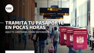 Tramita tu pasaporte biométrico de emergencia en pocas horas siguiendo estos pasos