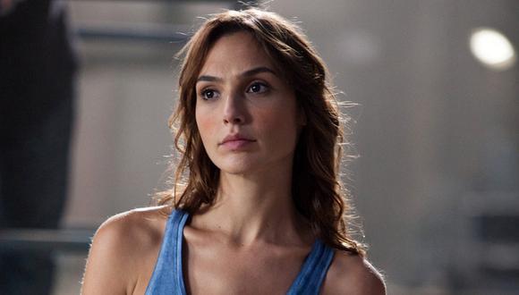 """Gal Gadot apareció por primera vez como Gisele Yashar en la cuarta película de """"Fast & Furious"""", después ascendió a aliada de Dominic Torretto en la quinta entrega, para morir trágicamente en el sexto título."""