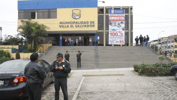 El estafador ya está en manos de las autoridades de Villa El Salvador. (USI)