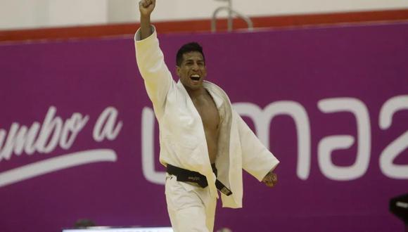 Juan Miguel Postigos es un judoca peruano de 32 años de la división 66 kg. (Foto: elpoli.pe)