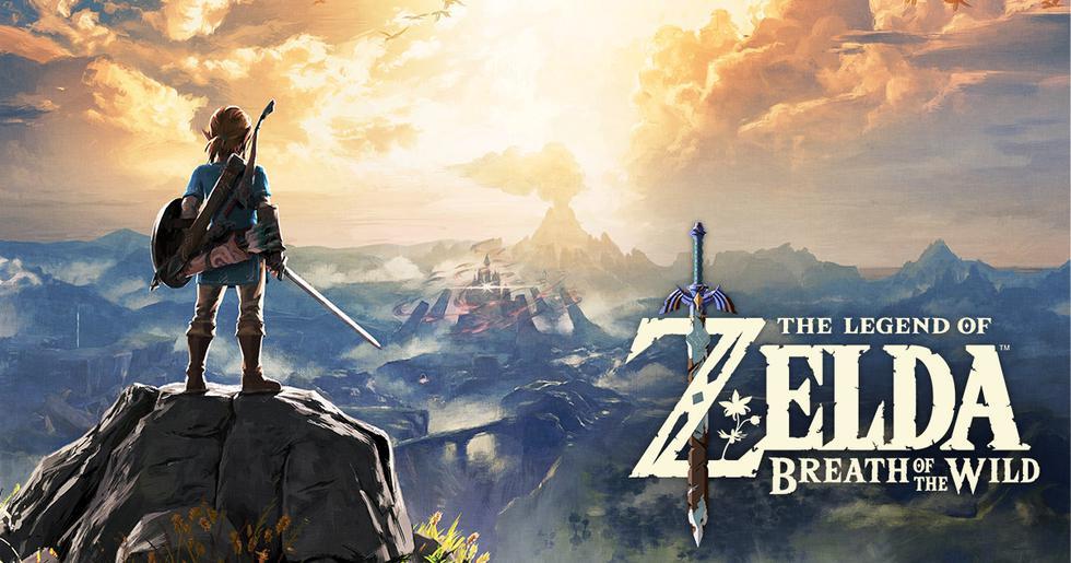 1 'The Legend of Zelda: Breath of the Wild' (Nintendo)