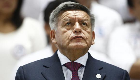 César Acuña: Alianza para el Progreso aún no define a cuál candidato apoyará en segunda vuelta. (Renzo Salazar/Perú21)