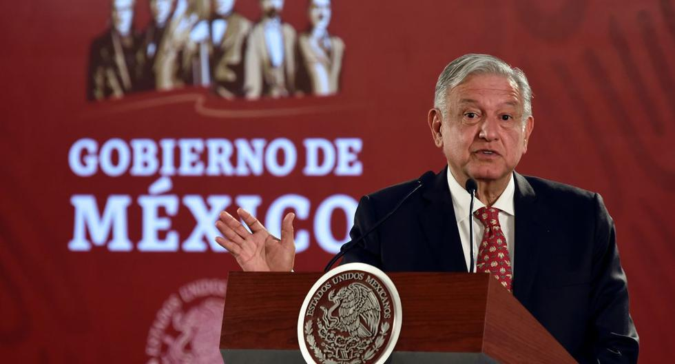 "E presidente de México, Andrés Manuel López Obrador (AMLO), reconoció que la situación ""se tornó muy difícil"" en Culiacán. (Foto: AFP)"