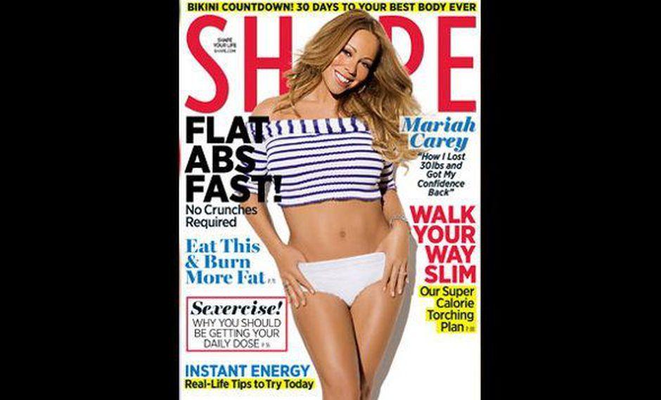 Aseguró que las dietas la ayudaron a bajar de peso. (Internet)