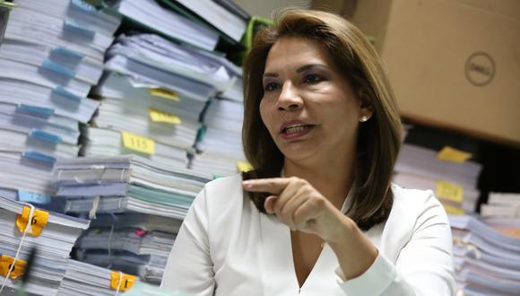 Fiscal Barreto pide la designación de jueces. (GEC)
