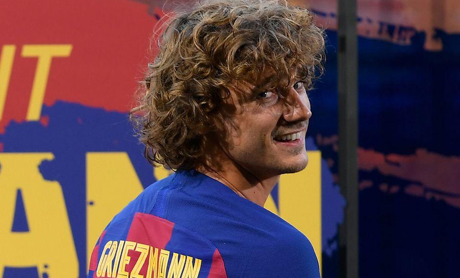 Barcelona asegura que fichaje de Griezmann no tiene irregularidades que sustenten el reclamo del Atlético Madrid. (Foto: AFP)