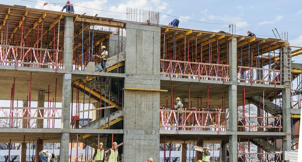 Construcción (Foto: GEC)