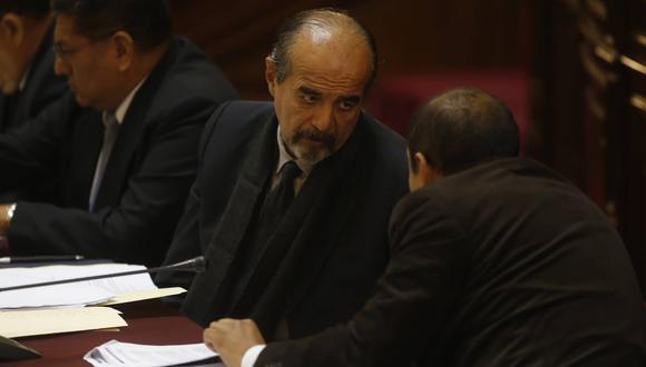 Comisión de Transportes aprueba insistencia de la llamada 'Ley Mulder'. (Mario Zapata/Perú21)