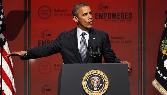Gobierno de Barack Obama actualmente ofrece asistencia médica a rebeldes sirios. (AP)