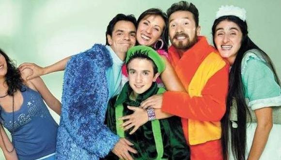 """""""La familia P. Luche"""" se estrenó en 2002 y tuvo tres temporadas. Luego del final de la serie, los actores se han mantenido en el mundo del entretenimiento (Foto: Televisa)"""