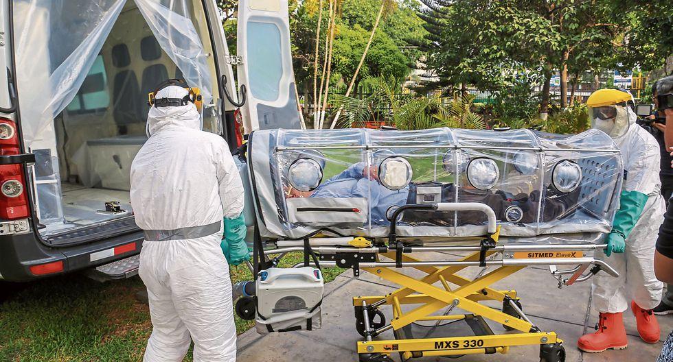 PRUEBA DE FUEGO. Ministro señaló que el coronavirus cambió nuestro ritmo de vida.
