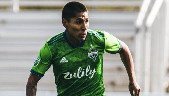 Raúl Ruidíaz vuelve a jugar con Seattle Sounders, tras 5 jornadas ausente por lesión. (Foto: Facebook Seattle Sounders FC)