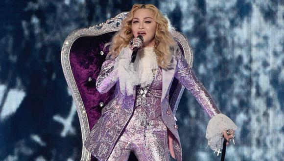 Madonna se defiende de las críticas en los premios Billboard. (EFE)