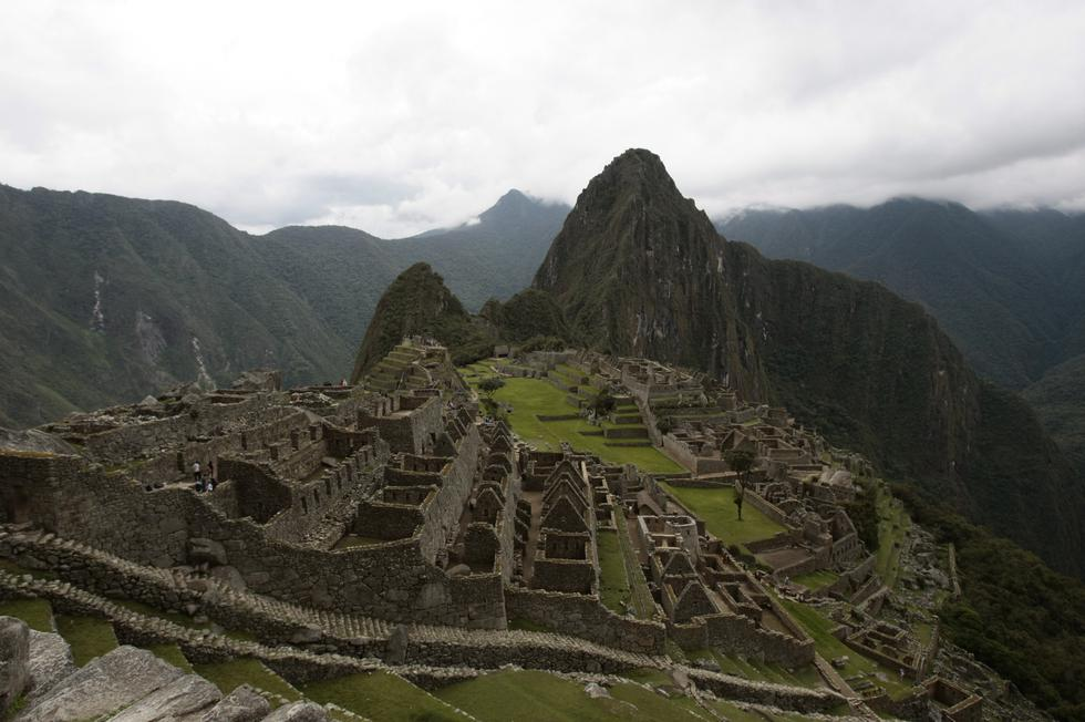 Machu Pícchu (Rafael Cornejo/Perú21)