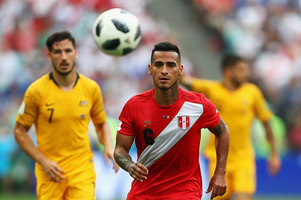 """""""Quiero salir del Flamengo, estoy incómodo"""", señaló el defensor nacional desde Rusia tras su participación con Perú en el Mundial. (GETTY)"""