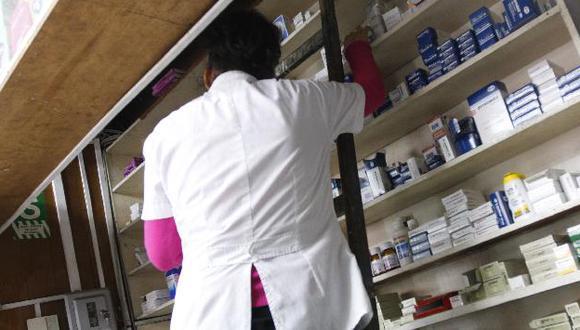 Faltan medicinas para pacientes oncológicos, a portadores de VIH y a personas con problemas pulmonares. (USI)
