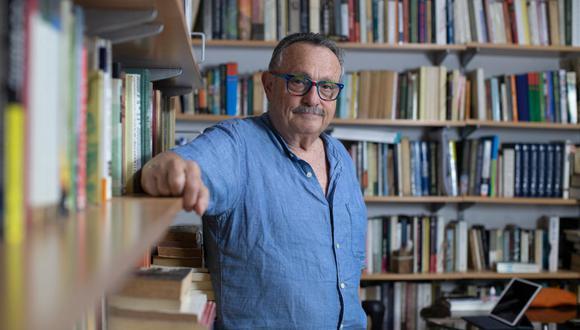 Conversamos con el psicólogo Roberto Lerner. (Perú21/ César Campos)