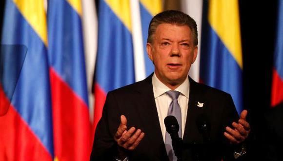 Juan Manuel Santos evalúa ampliar plazo de entrega de armas escondidas de las FARC. (Reuters)