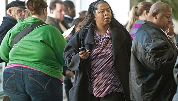 Alertan que el 30% de la población mundial tiene sobrepeso o es obesa.(AFP)
