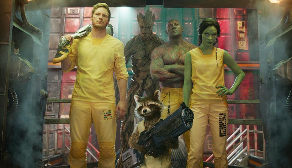 """""""Guardianes de la Galaxia"""": James Gunn celebró el quinto aniversario de la primera entrega de la saga. (Foto: Marvel Studios)"""