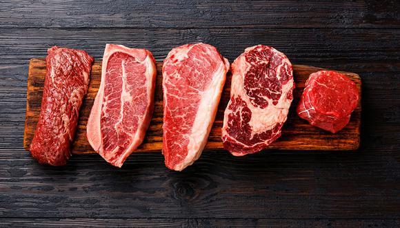 """La grasa intramuscular de la carne pertenece al grupo de """"grasas saludables"""" con alto contenido de ácido graso oleico, similar al que encontramos en las paltas."""