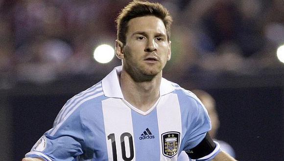 Messi tiene detractores por su juego en la selección. (AP)
