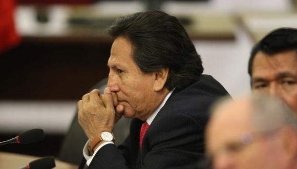 Toledo Manrique tendrá que asistir de manera obligatoria a las citaciones de Fiscalización. (Peru21)