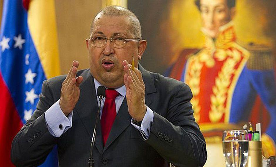 Chávez dijo que del golpe de estado de 1992 nace su gobierno. (Reuters)