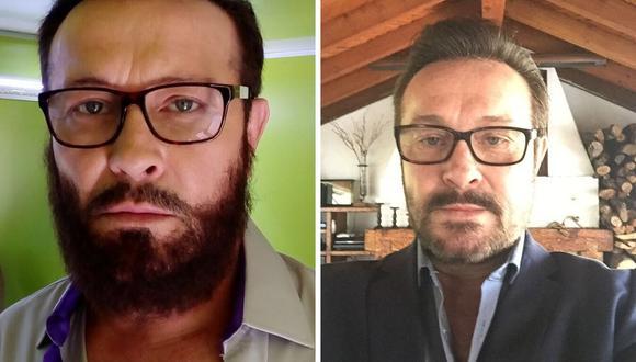 Arturo Peniche reveló estar pasando un triste momento familiar a causa del coronavirus. (@arturopenicheof).