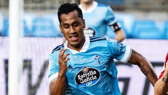 Renato Tapia llegó a Celta de Vigo para esta temporada. (Foto: Celta de Vigo)