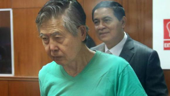 Abogado de Alberto Fujimori presentó nuevo recurso de revisión de sentencia. (AP)