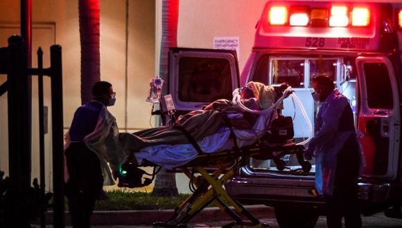 Florida contabiliza hasta 309 muertes por coronavirus hasta este miércoles. (Foto: AFP/Chandan Khanna)