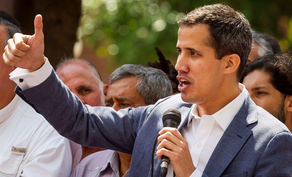 """""""Esta certificación ayudará al gobierno legítimo de Venezuela"""" afirmó el portavoz del Departamento de Estado. (Foto: EFE)"""